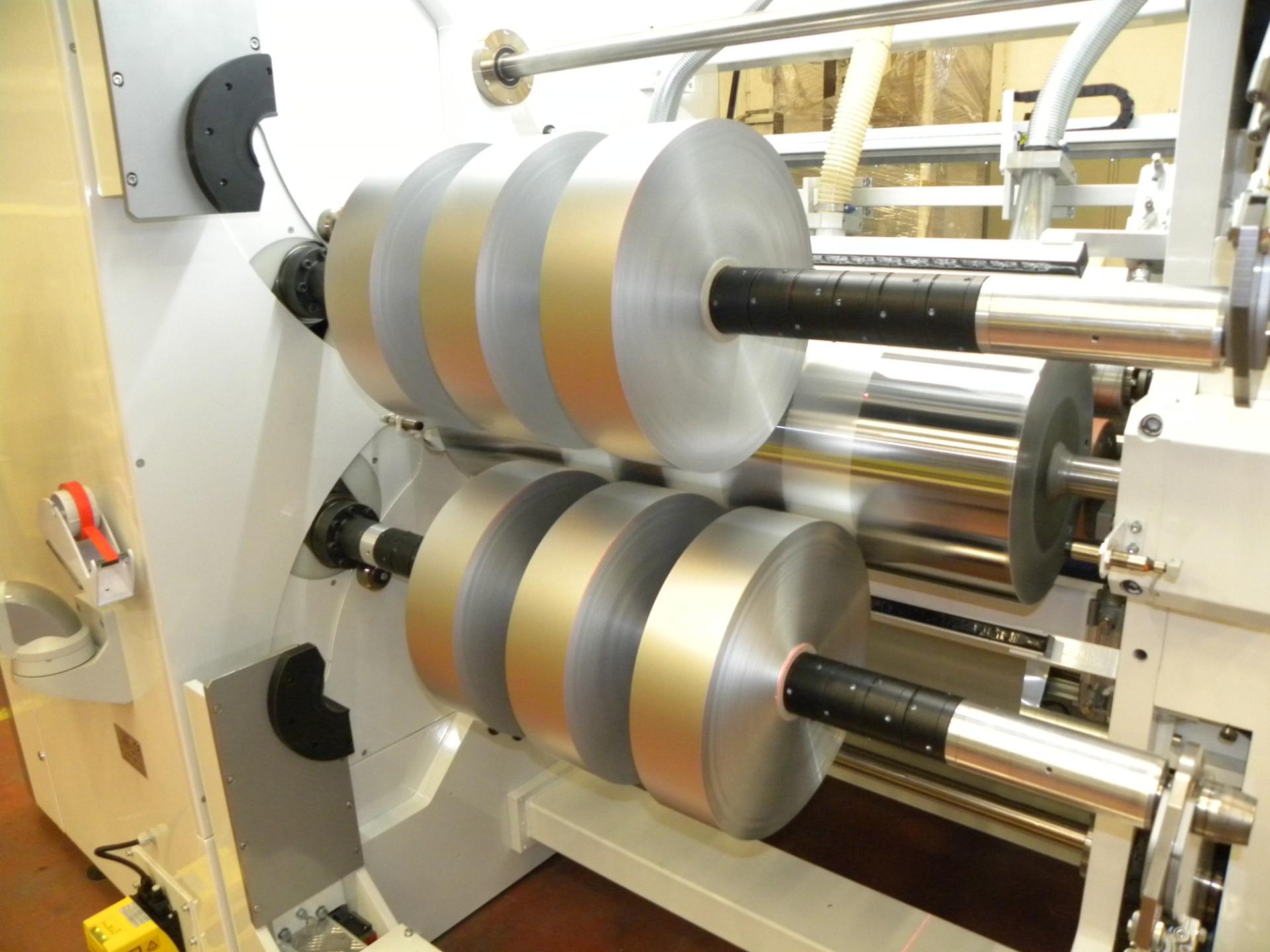 Slitter Rewinders for Aluminium - Cason Companies
