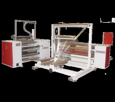 Techno Fold 1000 - Slitter Rewinders - Cason Companies